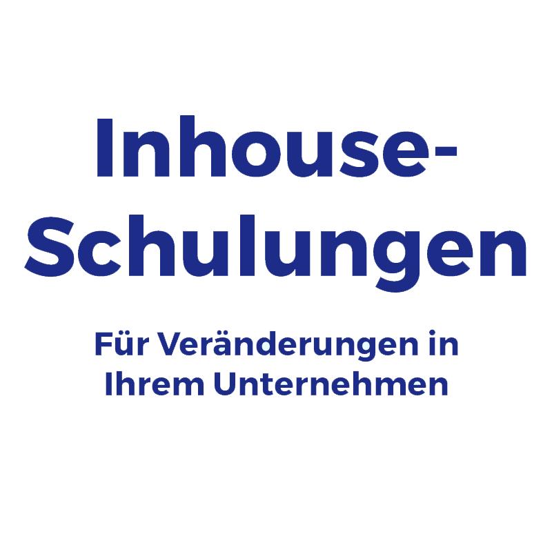 Inhouse Schulungen